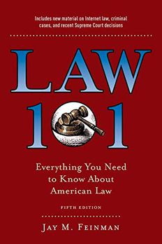 Law 101 book cover