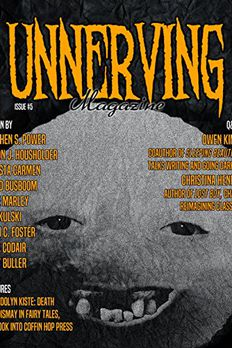 Unnerving Magazine #5 book cover