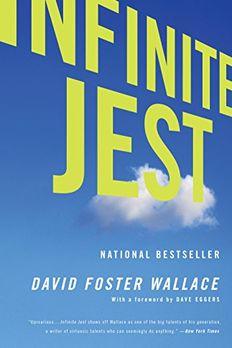 Infinite Jest book cover