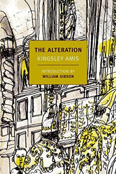 The Alteration book cover