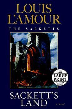 Sackett's Land book cover