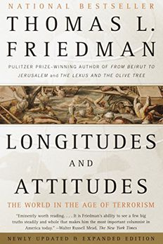 Longitudes and Attitudes book cover