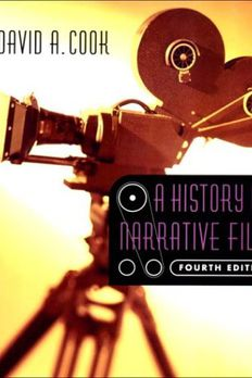 A History of Narrative Film book cover