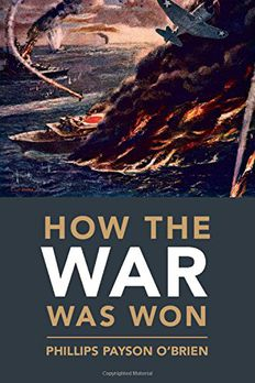 How the War Was Won book cover