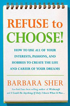 Refuse to Choose! book cover