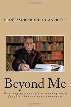 Beyond Me book cover
