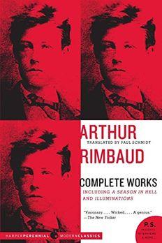 Arthur Rimbaud book cover