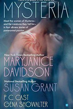 Mysteria book cover