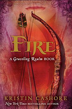 Fire book cover