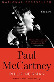 Paul McCartney book cover