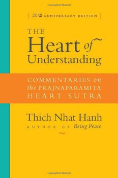 The Heart of Understanding book cover