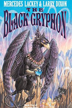 The Black Gryphon book cover