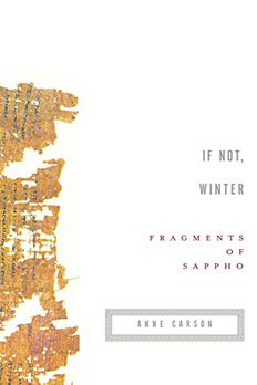 If Not, Winter book cover