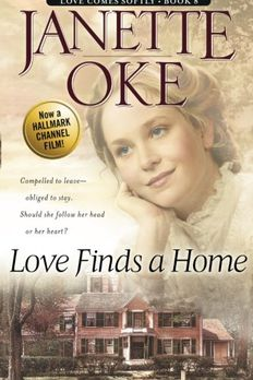 Love Finds a Home book cover