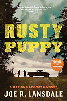 Rusty Puppy book cover