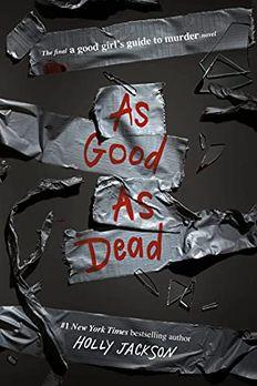 As Good As Dead book cover