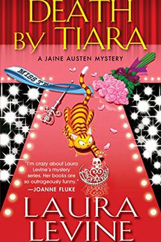 Death by Tiara book cover