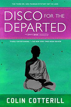 Disco for the Departed book cover
