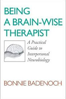 Being a Brain-Wise Therapist book cover