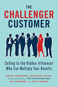 The Challenger Customer book cover