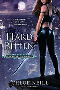 Hard Bitten book cover