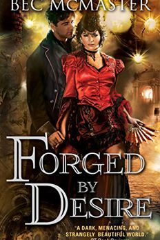Forged by Desire book cover