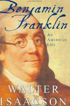 Benjamin Franklin book cover