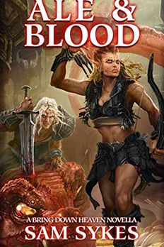 Ale & Blood book cover