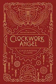 Clockwork Angel book cover