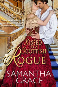 Kissed by a Scottish Rogue book cover