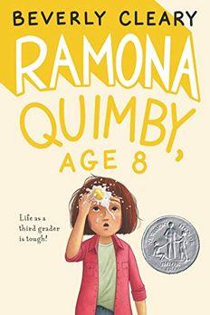 Ramona Quimby, Age 8 book cover