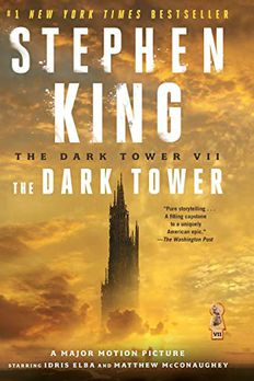 The Dark Tower VII book cover