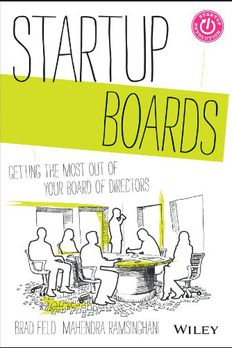 Startup Boards book cover