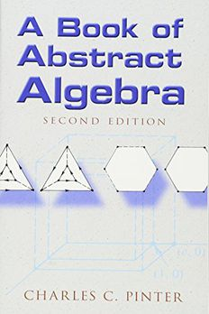 A Book of Abstract Algebra book cover