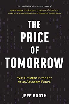 The Price of Tomorrow book cover