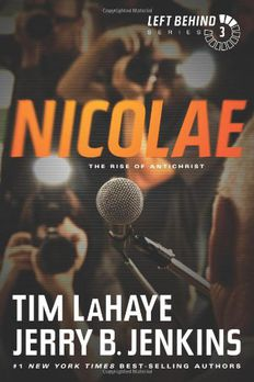 Nicolae book cover