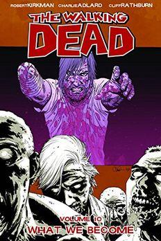 The Walking Dead, Vol. 10 book cover