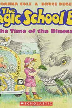 In the Time of the Dinosaurs book cover