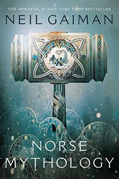 Norse Mythology book cover