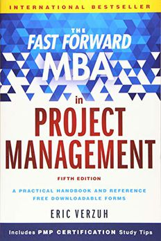 The Fast Forward MBA in Project Management book cover