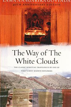 Way Of The White Clouds book cover