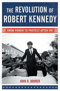 Revolution of Robert Kennedy book cover