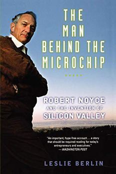 The Man Behind the Microchip book cover