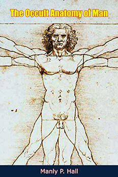 The Occult Anatomy of Man book cover