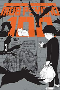 Mob Psycho 100 Volume 3 book cover