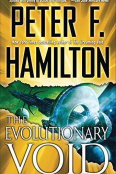 The Evolutionary Void book cover