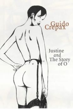 Justine and the Story of O book cover