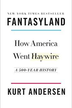 Fantasyland book cover