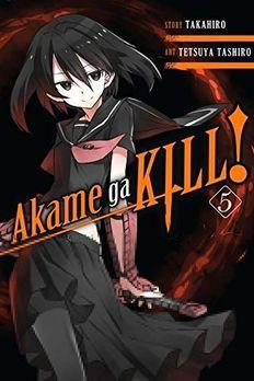 Akame ga KILL!, Vol. 5 book cover
