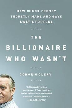 The Billionaire Who Wasn't book cover